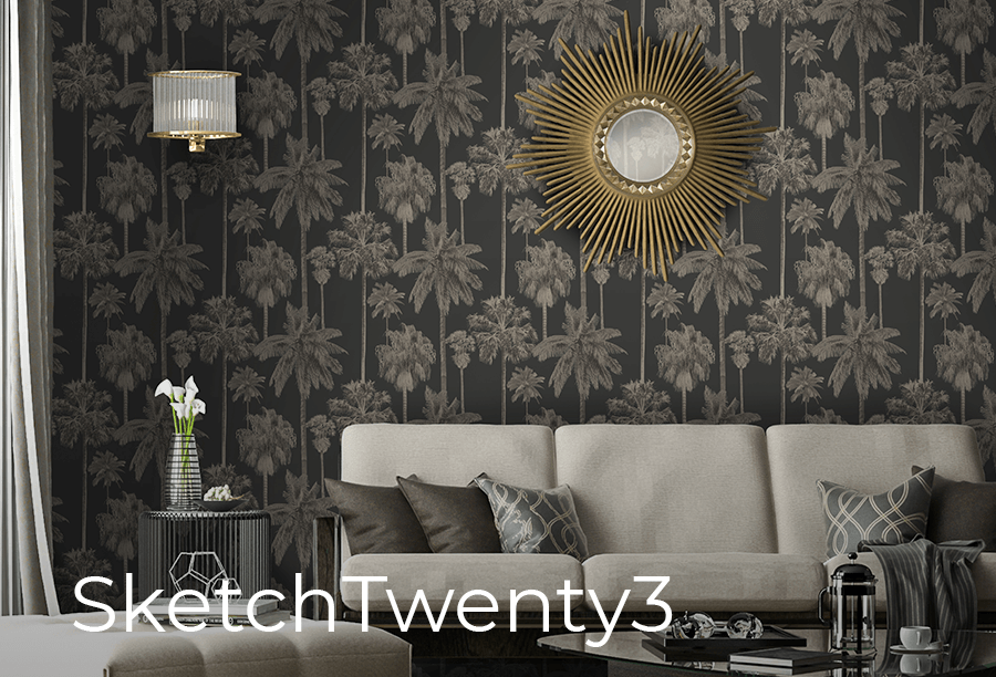Discover all our SketchTwenty3 wallpaper. Shop online and enjoy free delivery over £75 to the UK and free local delivery.