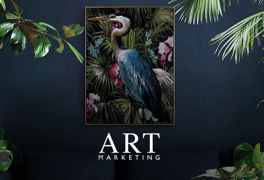 Art Marketing Home Art