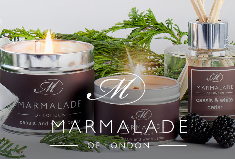 Marmalade of London Candles and Diffusers