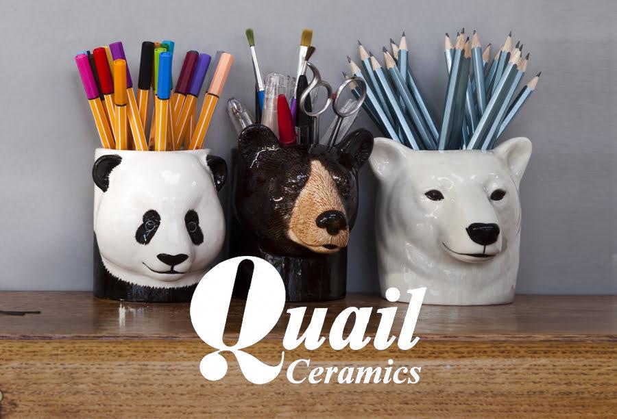 Quail Ceramics Giftware