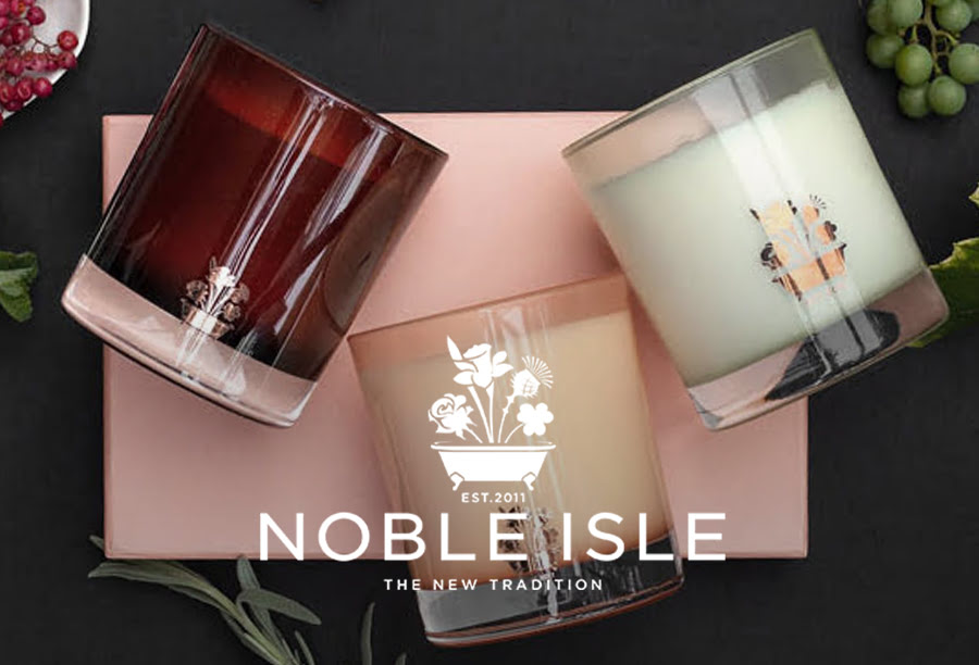 Noble Isle Fragrant Candles
