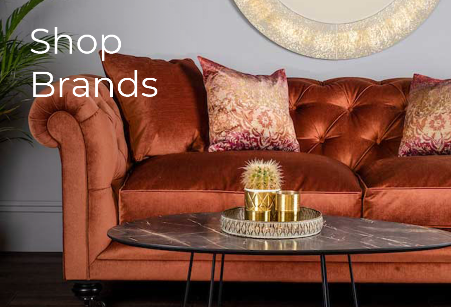 Discover our luxury interior brands. Shop online and enjoy free delivery over £75 to the UK and free local delivery.