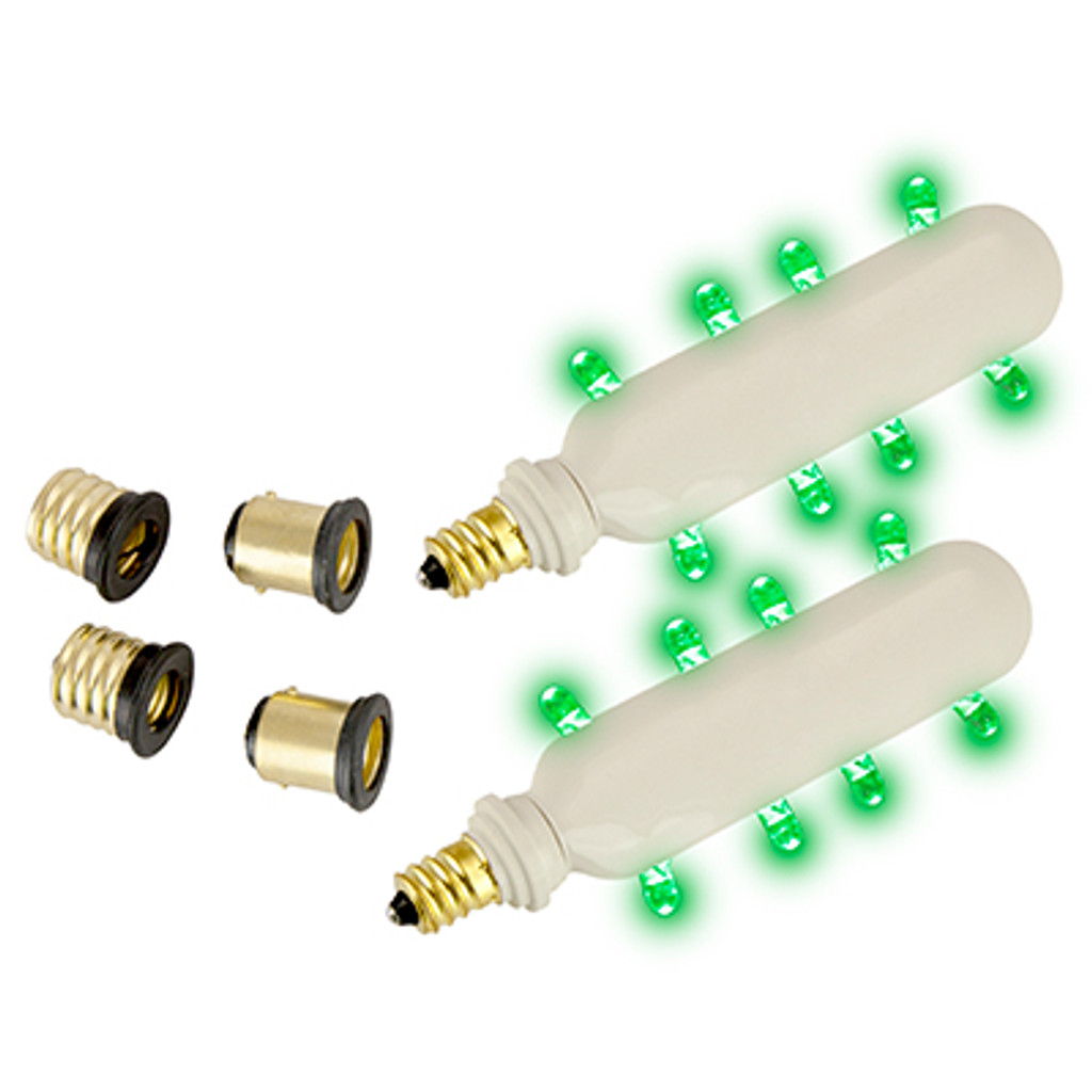 Exit Sign LED Retrofit Kit - Green