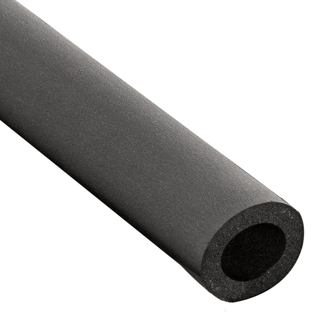 """Pipe Insulation, 3/4"""" Wall for 1/2"""" Pipe, Case Quantity"""
