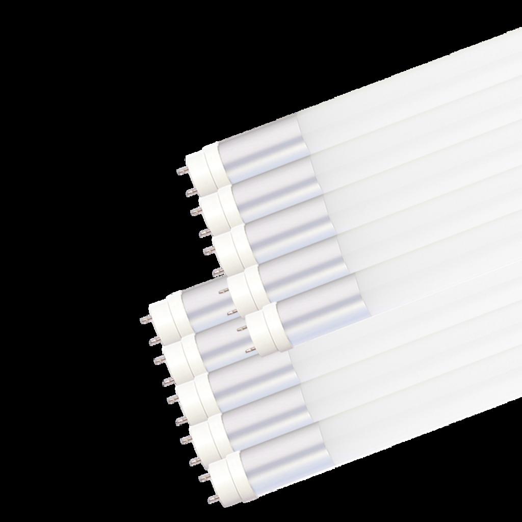 10 pack LED T8 Hybrid Tubes