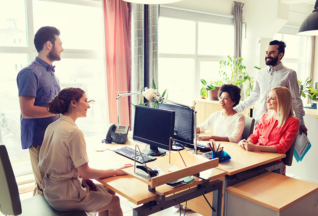 Five Ways to Get Employees  Involved in Energy Efficiency Efforts