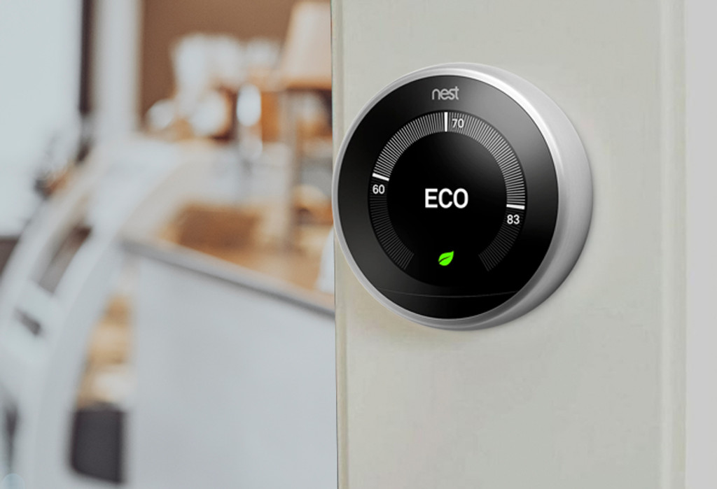 Smart Thermostats—A Smart Choice for Businesses