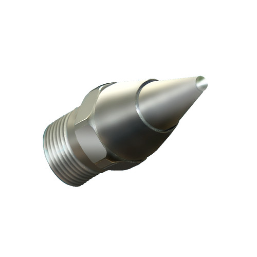 "SUPER AIR MICRO NOZZLE, 1/8"" NPT, MALE"