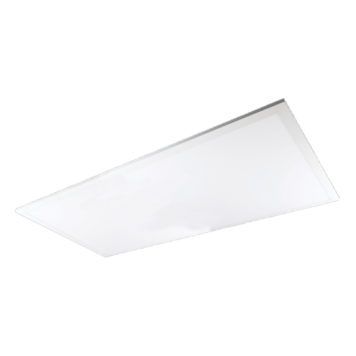 Field Adjustable 2x4 Edge Lit Flat Panel LED, Selectable Lumen and CCT, 30-40W (128W Equiv)