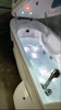 Summer Body Steam Hydro Massage Infrared Sauna Pod with Jacuzzi Tub