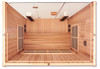 Clearlight Sanctuary 3 Person Full Spectrum Sauna Cedar