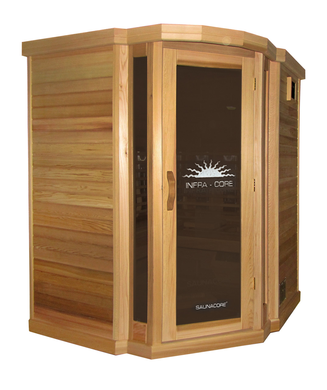 Saunacore and Custom Saunas