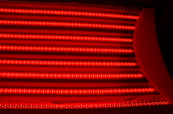 Summer Body Red Light LED Bed