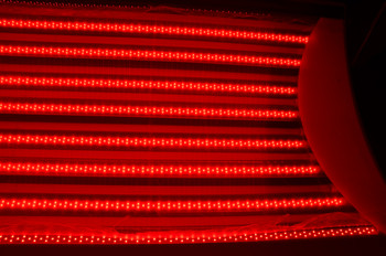 Summer Body Red Light LED Tube Bed