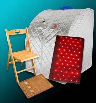 Therasage Tent Sauna 360 Plus - White