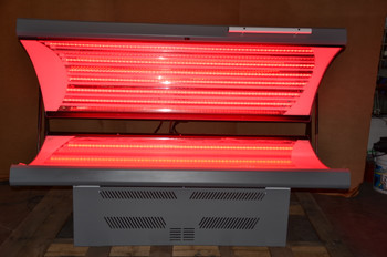 Summer Body Red Light Bed -  Flourescent Tubes