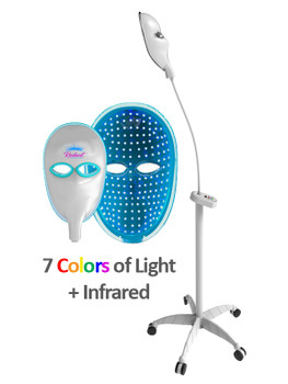 Radiant Led Light Mask & Teeth Whitening