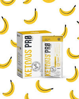 Pruvit Banana Cream