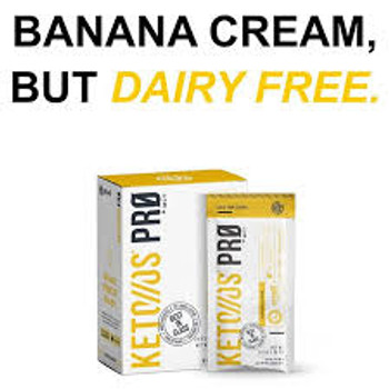 Pruvit Banana Cream