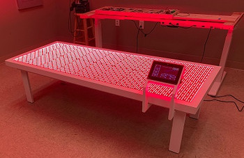 Body Balance TruBeam Red Light Bed - One Sided Upgradeable