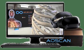 AO Scan Digital Body Analyzer with SEFI