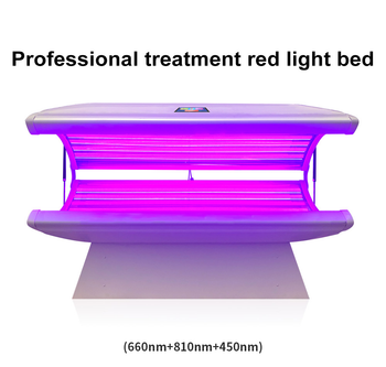 Summer Body  3 wave Light LED Bed  Red, Blue & NIR