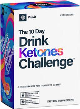 Keto 60Hr Reboot Plus 10 Day Pruvit Challenge Variety Pack