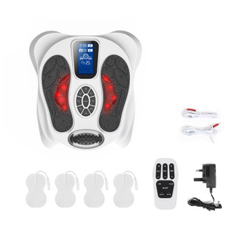 Summer Body Tens Unit Foot Massager Square
