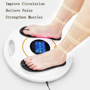Tens Unit Foot Massager Round