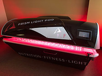 Prism Light Pod Black