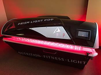 Prism Light Pod Black
