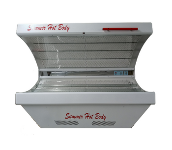 Summer Body Hot Body Red Light Bed - White
