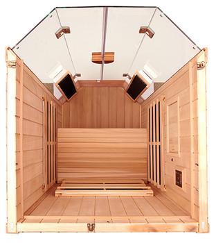 Clearlight Sanctuary 1 Person Cedar