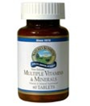 Multiple Vitamin and Minerals