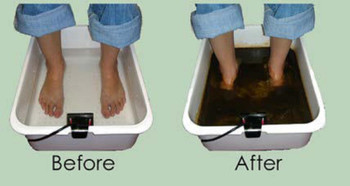 Ion Cleanse Premier Commerical Footbath