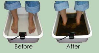 Ion Cleanse Premier Commerical Footbath