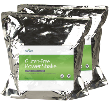 Power Shake Apple Berry 30 Servings - Pouches