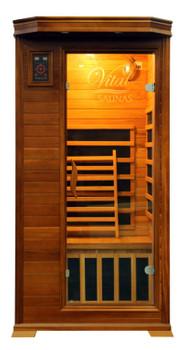 Vital Sauna Elite 1 Person Full Spectrum