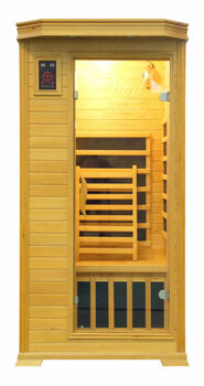 Vital Sauna Premier 1 Person Full Spectrum
