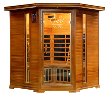 Vital Sauna Elite Corner Full Spectrum 240V