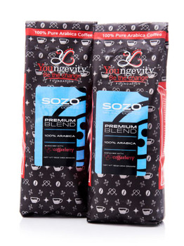 Sozo Premium Coffee 2 pack
