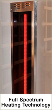 Heater Full Spectrum  Add On