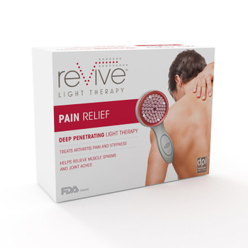 reVive® Pain Clinical Near Infrared Light Therapy Handheld