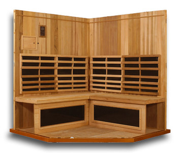 Clearlight Sanctuary C Full Spectrum Sauna Basswood