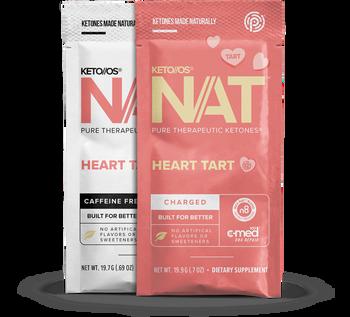 Pruvit Heart Tart - Charged