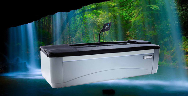 Sola Jet Dry Water Massage Bed