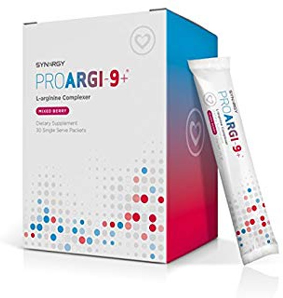 Proargi 9+ Citris Berry Packets