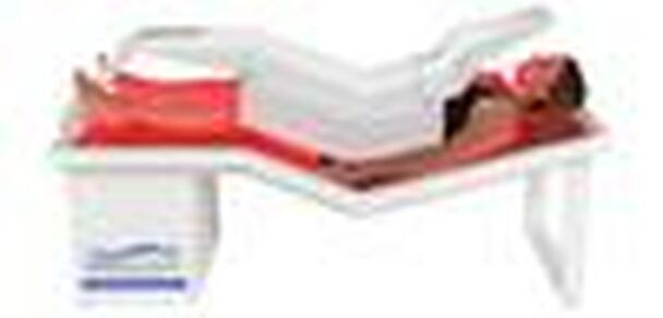 Body Balance Zero Gravity Bed - Ovation ULT
