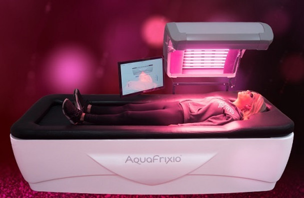 Aqua Frixio - Massage Bed with Red Light