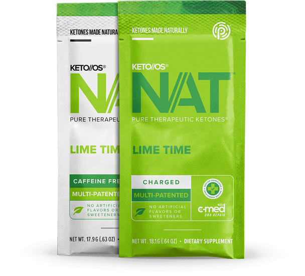 Pruvit Lime Time Charged